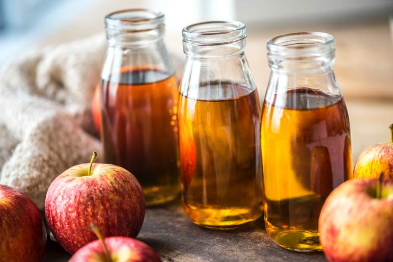 Apple Cider Vinegar blog header image